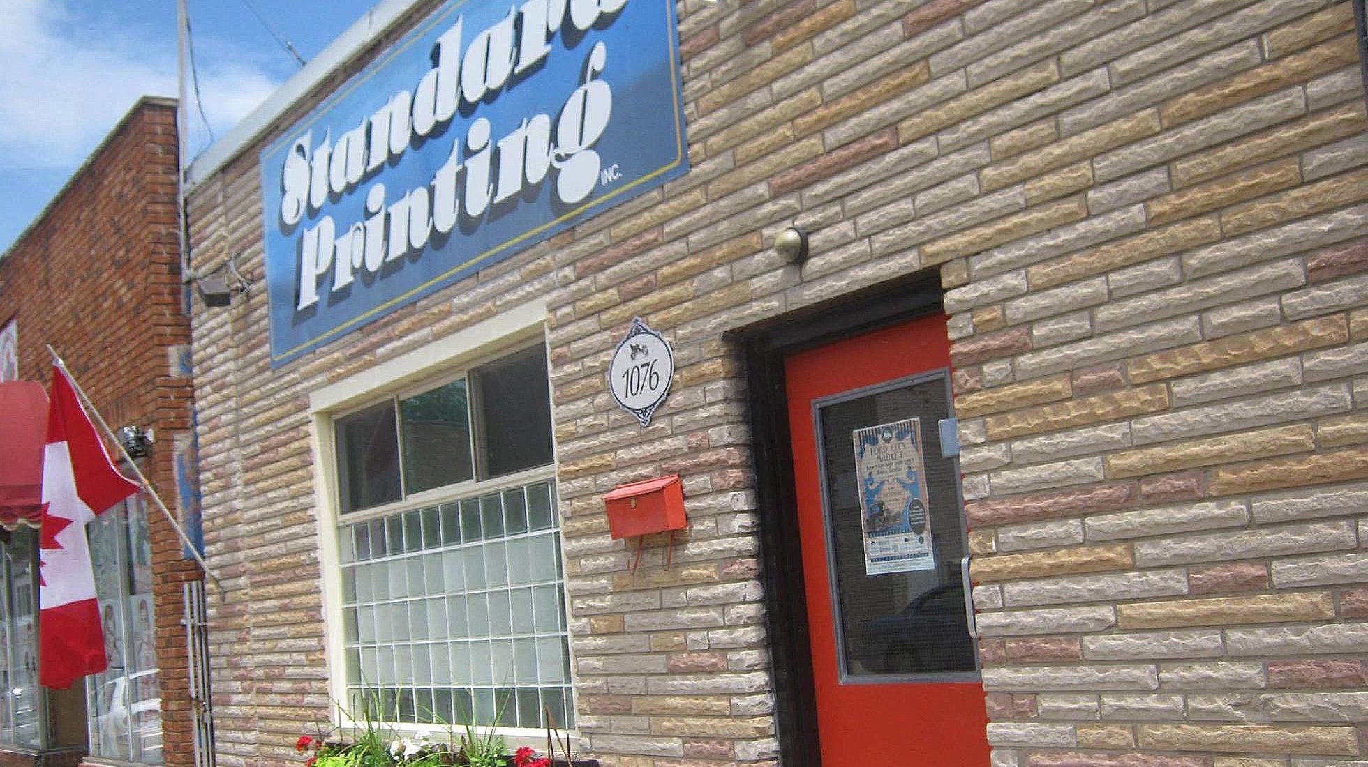 Standard Printing Inc.