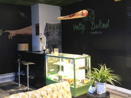 Pretty Baked Cannabis Co.