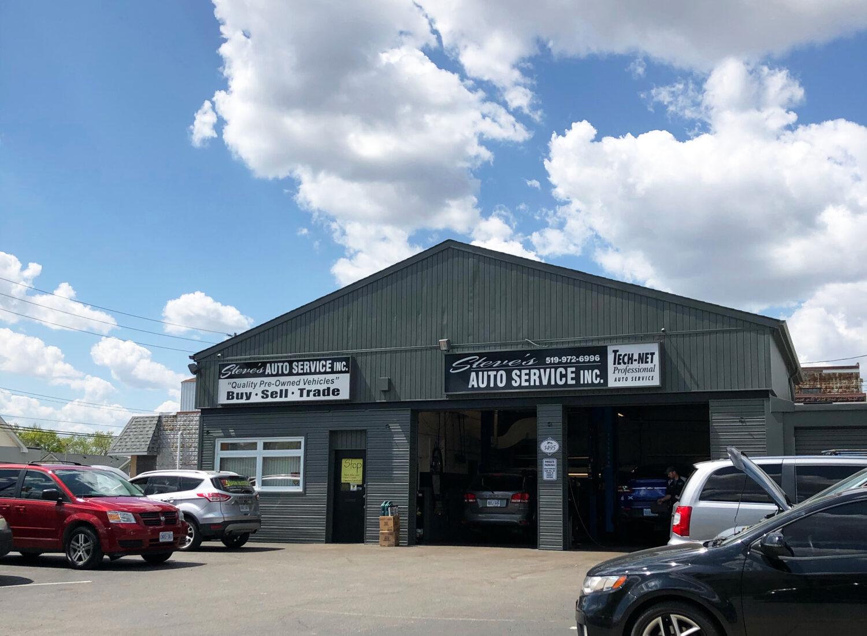Steve's Auto Service
